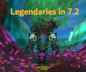 The Rise of Aman'Thul: Legendaries in 7.2
