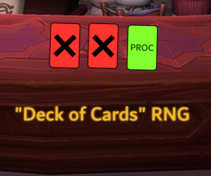 The Heart of the Cards: WoWs new RNG system