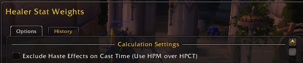 HSW: HPM vs HPCT