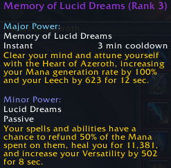 Essences: Memory of Lucid Dreams