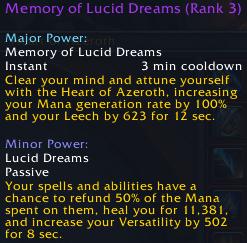 Essences: Memory of Lucid Dreams