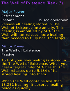 Essences: Well of Existence
