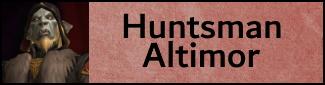 Huntsman Altimor