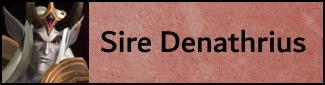 Sire Denathrius